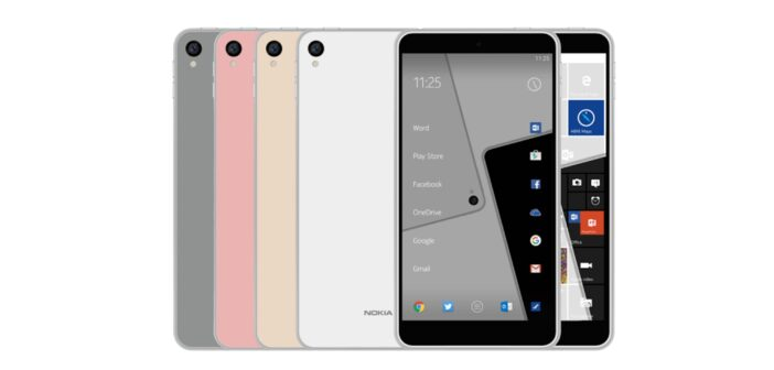 The First Nokia Android SmartPhone May Release This Year